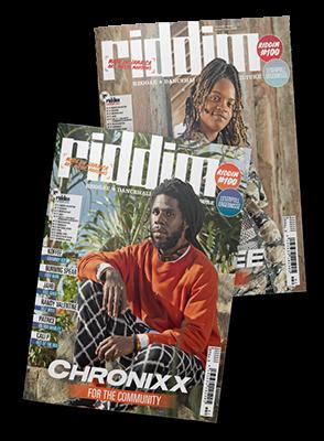 Riddim Magazine